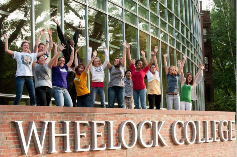 wheelock college website review