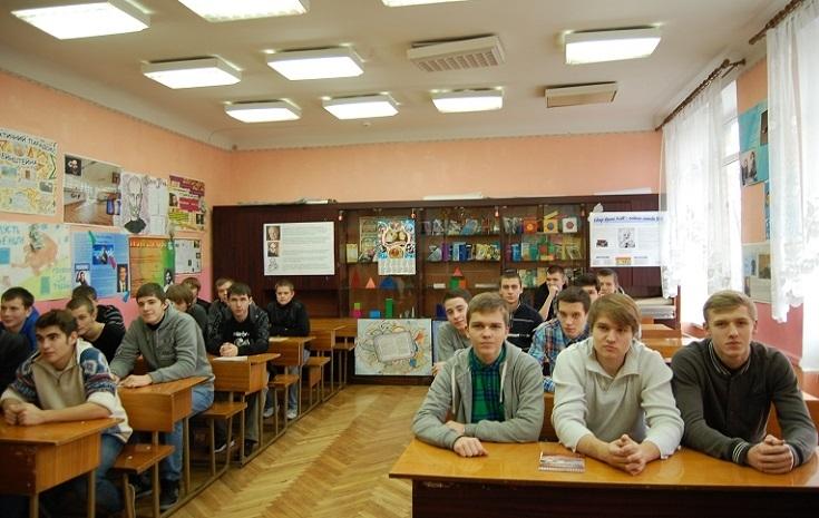 факультет компьютерные сети петербург колледж физической