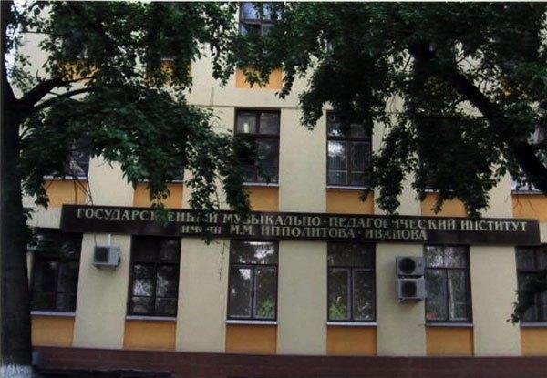 Картинки по запросу ипполитова иванова здание