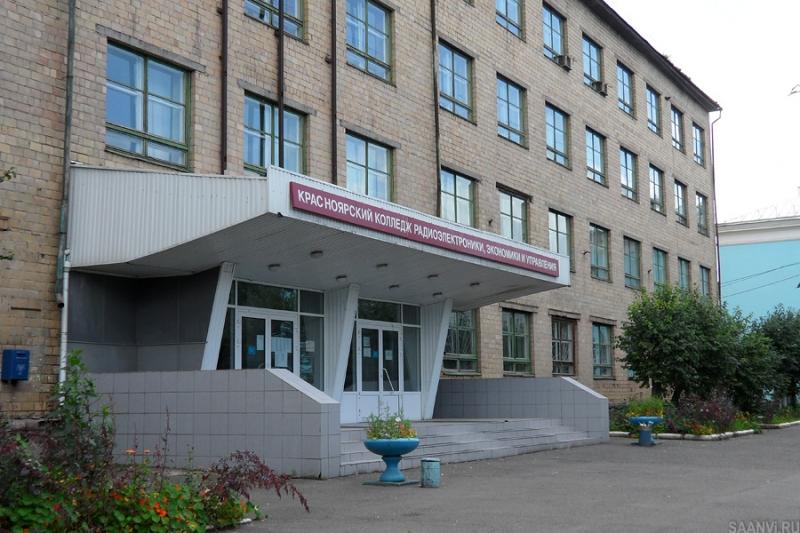 красноярский колледж радиоэлектроктроники и информационных технологий официальный сайт #1